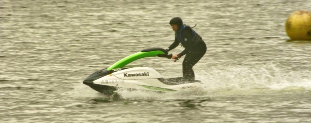 Jetski - I really want one of my own!