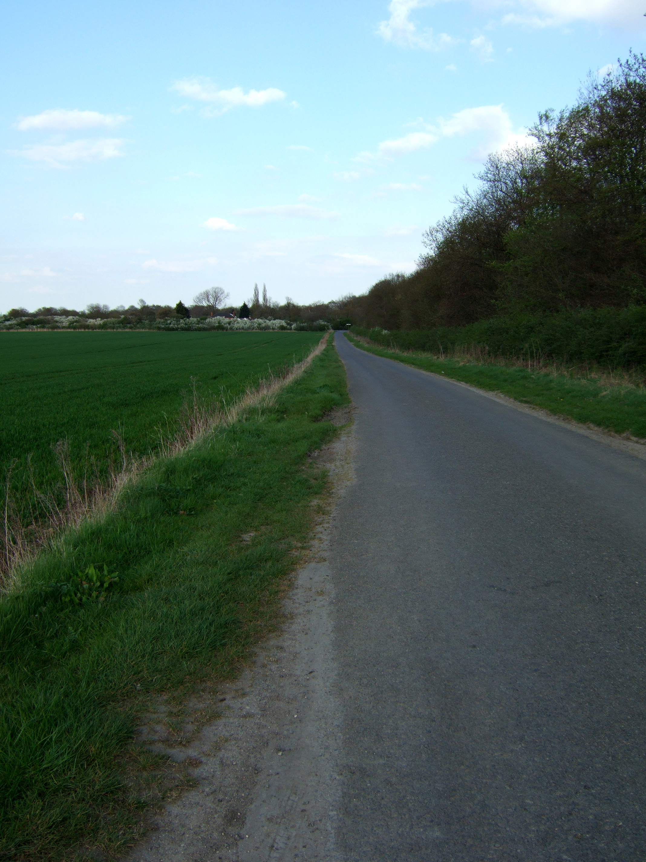 Rural road near Sleaford