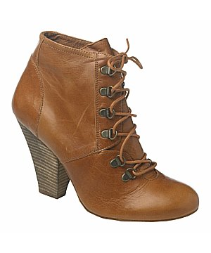 Lace Up Heel Boot from New Look - £75