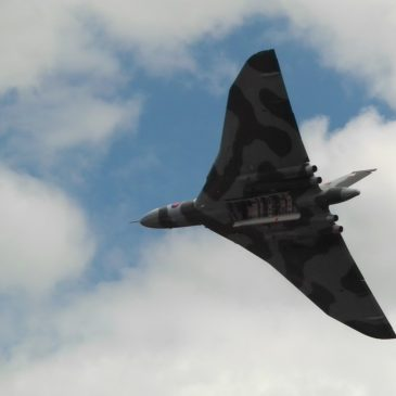 The Grace of our Fighter Jets [Guest Post]