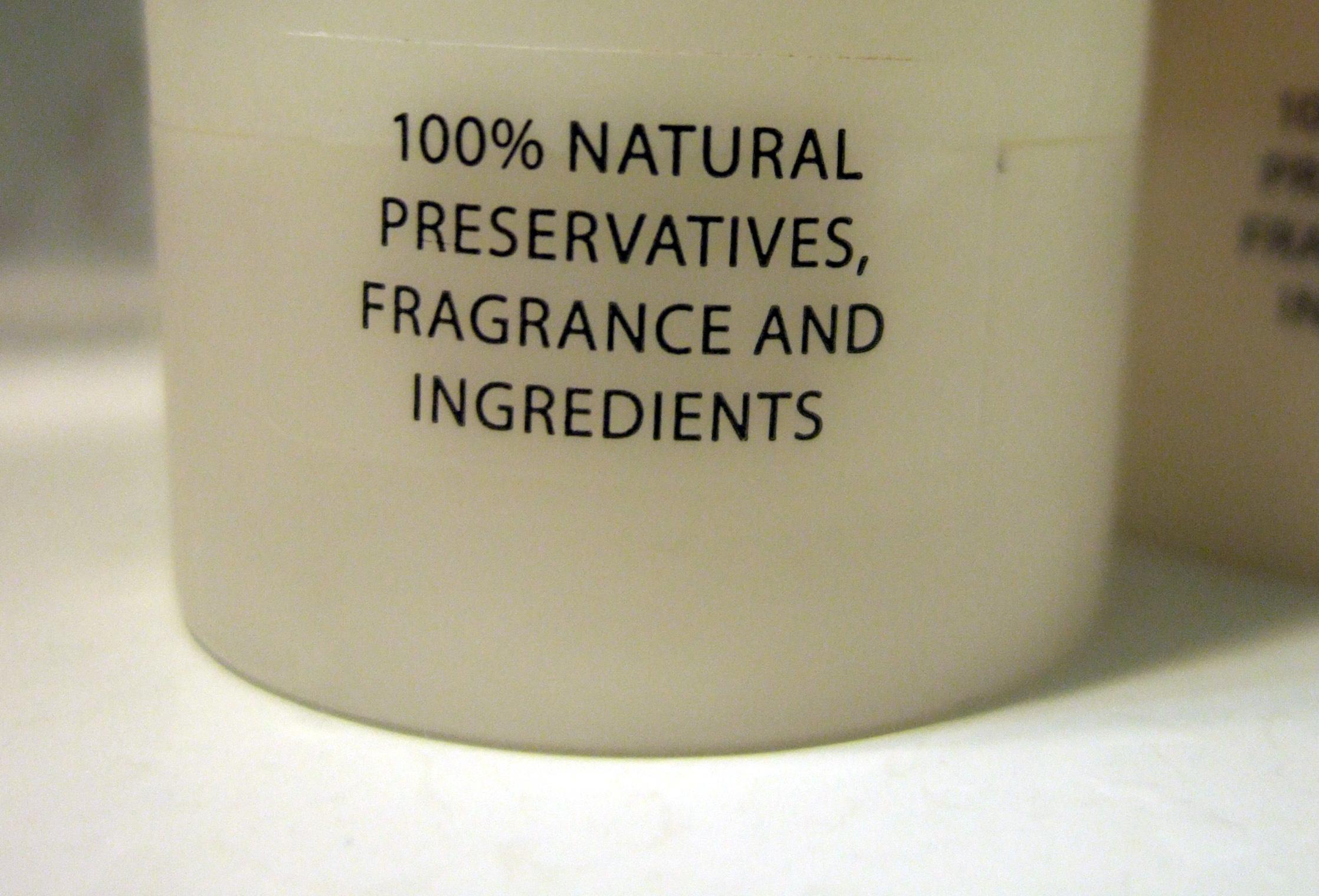 Lovea Nature Shampoo Review