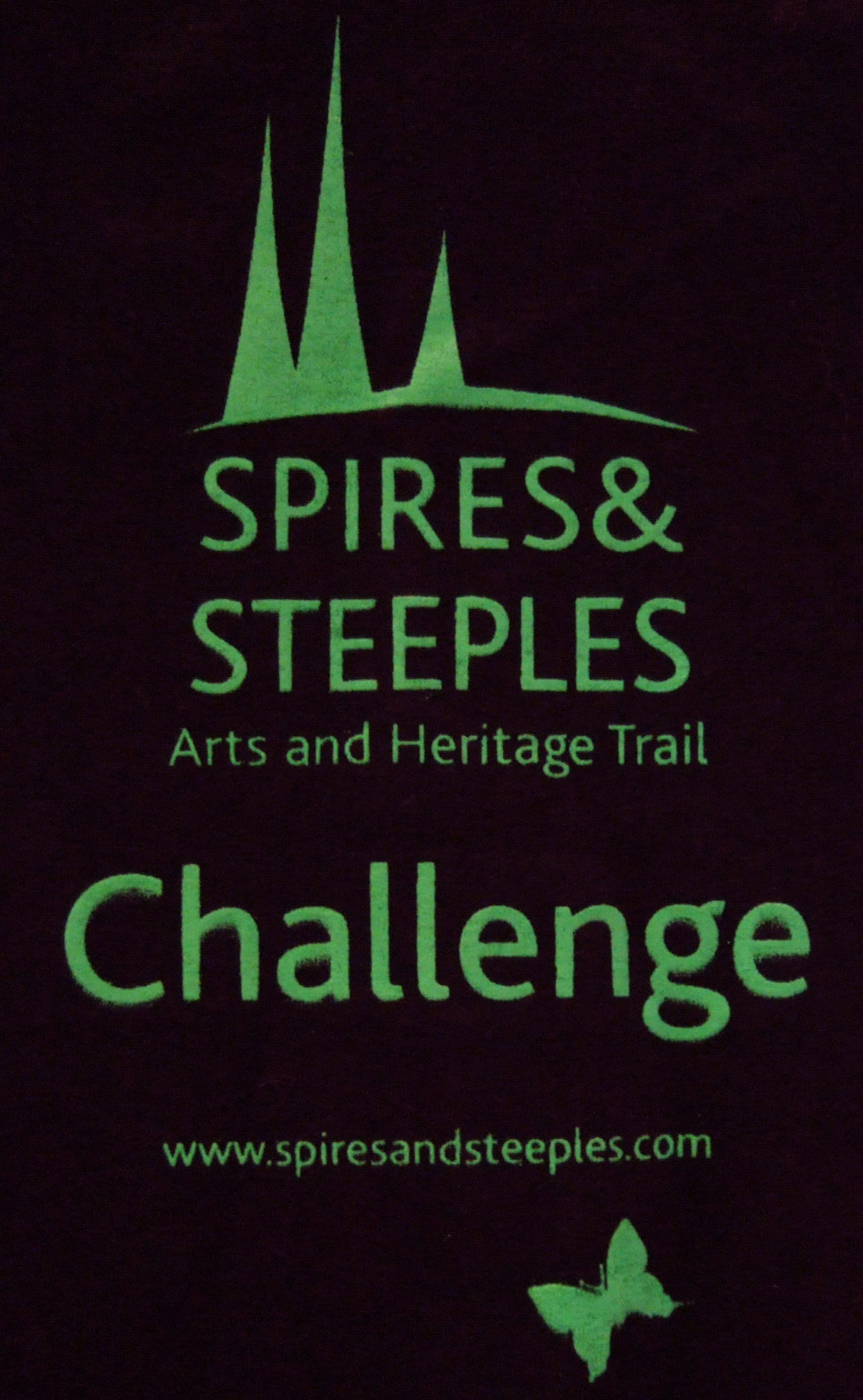 Spires and Steeples Challenge 2010 - Complete