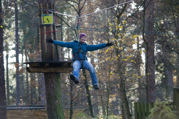 Go Ape, Reviewed for Splodz Blogz