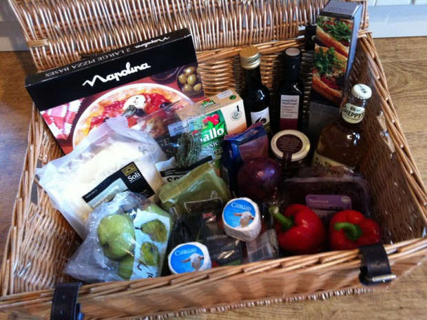 Capricorn Somerset Goats Cheese Hamper