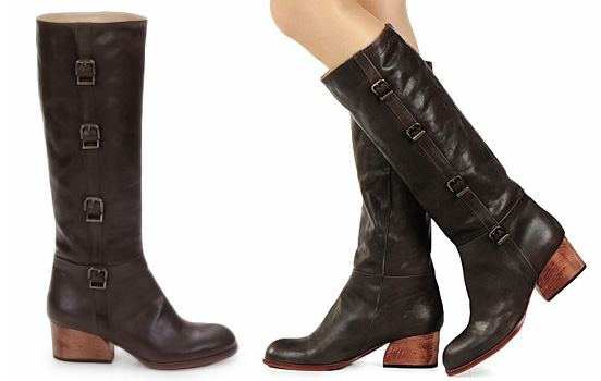 Ellen Verbeek Long Boots