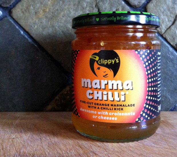 Marmachilli - Chilli Marmalade by Clippy's