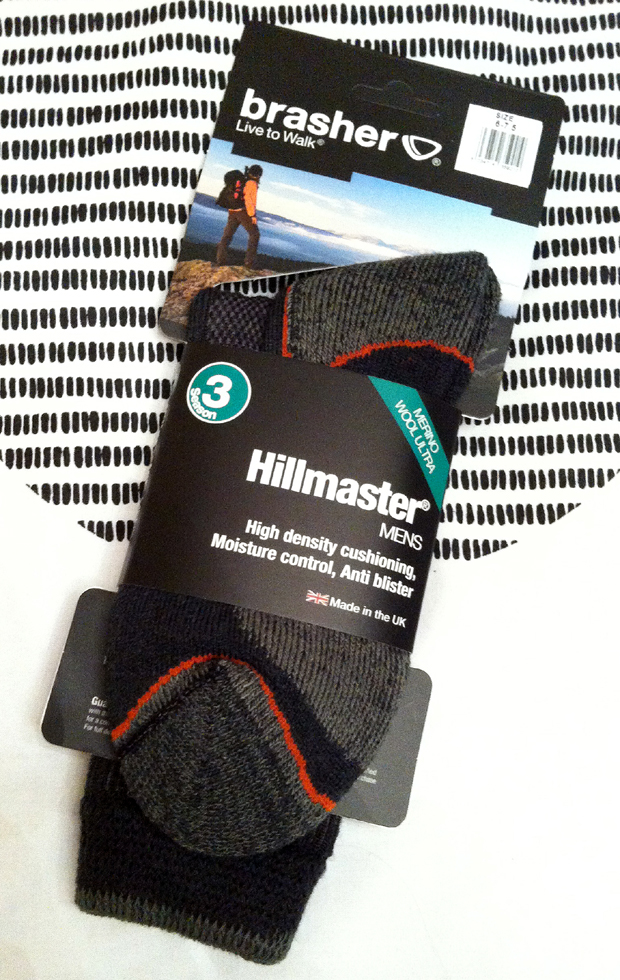 Brasher Hillmaster Socks
