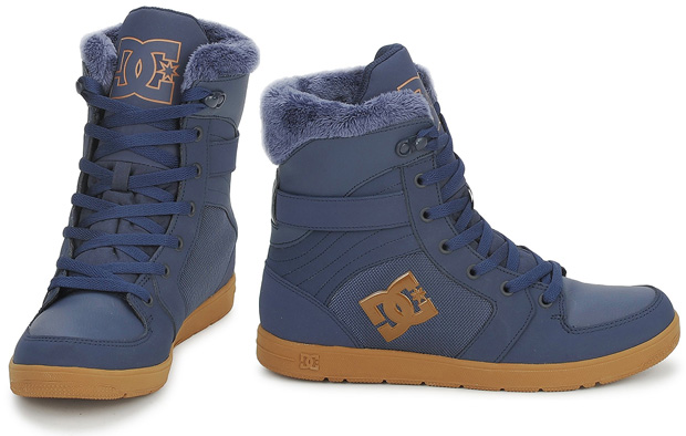 DC Shoes Warm Skate Shoes