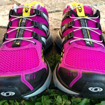 Salomon Womens XR Mission Shoes