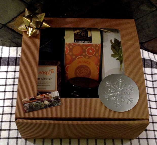 Secret Santa Gift - Hamper