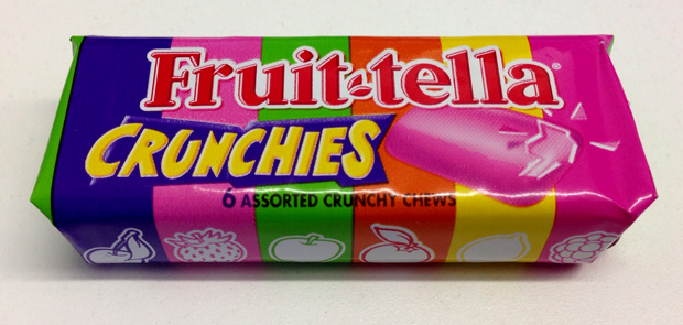 Fruittella Crunchies