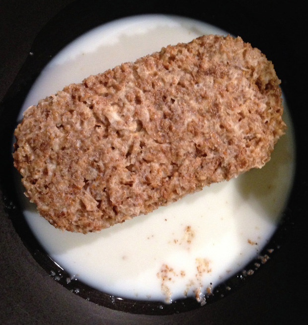 Breakfast Monday - Weetabix