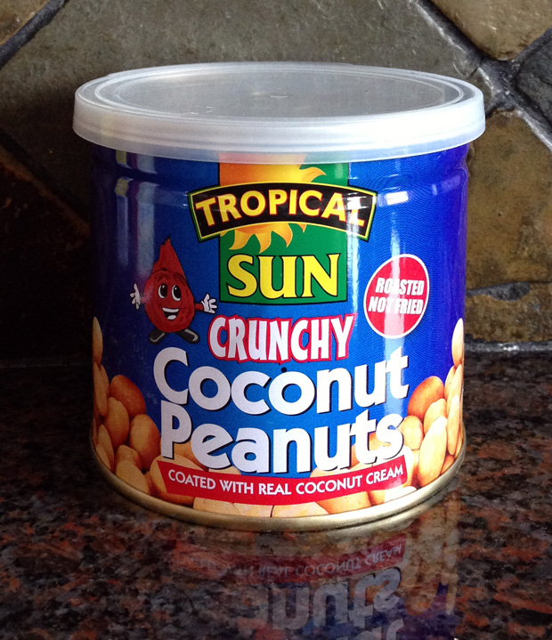 Tropical Sun Crunchy Coconut Peanuts