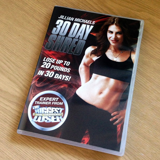 Jillian Michael's 30 Day Shred DVD