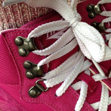Review: Hi-Tec Sierra Lite Original Walking Boots – in Pink!