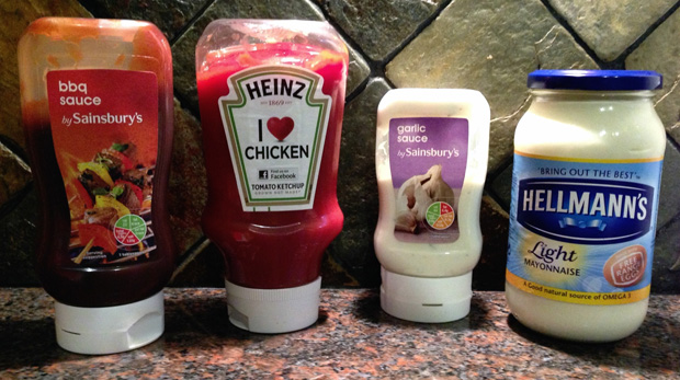 Condiments for Chips