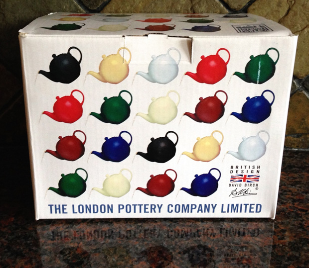 London Pottery Company Tea Pot from Twinings