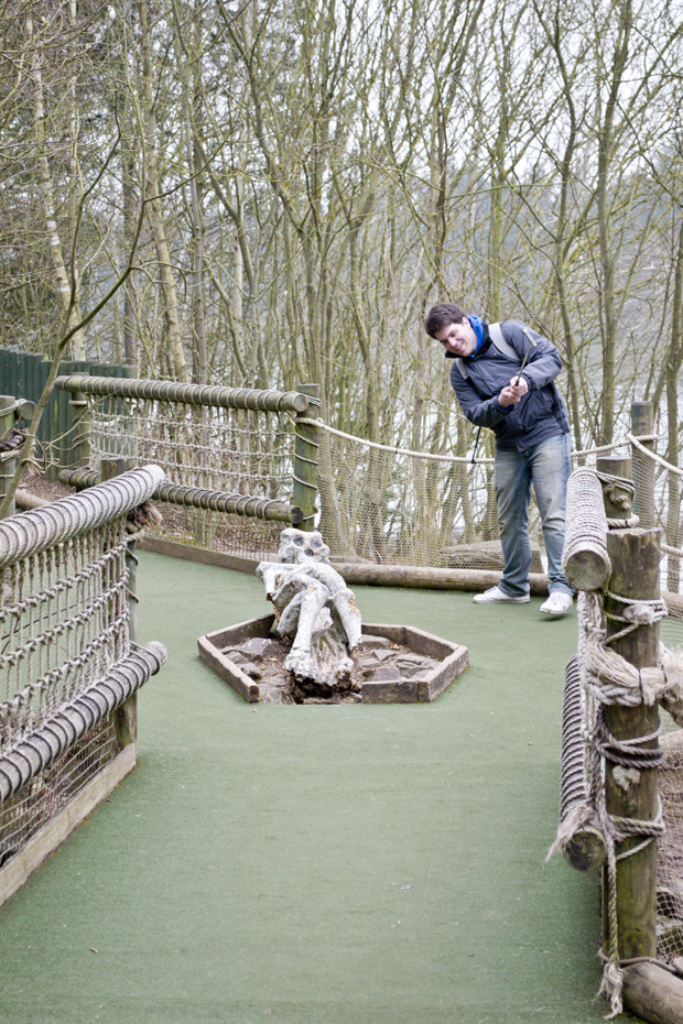 Crazy Golf 2013
