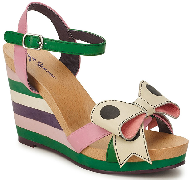 Lola Ramona Ketty Wedges
