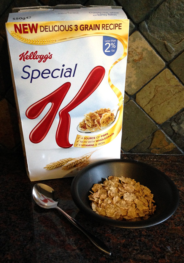 New Special K Three Grain Recipe