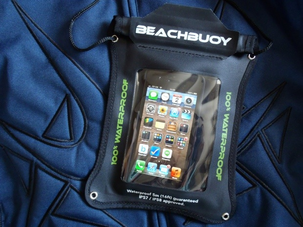Beachbuoy Waterproof Phone Pouch
