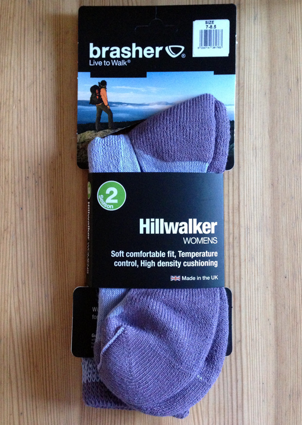 Brasher Hillwalker Socks