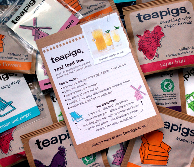 Teapigs Iced Tea