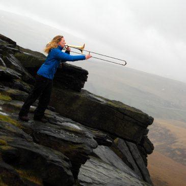 #BEDN 16 > Hobbies – Meet Zoe the Trombone Player