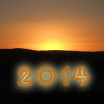 2014 New Year Sunset