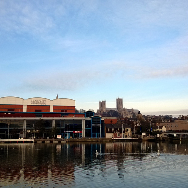 Week in Photos - Lincoln Brayford Pool