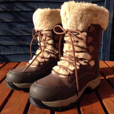 Review: Hi-Tec St Anton Snow Boots