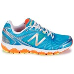 Bright New Balance Trainers