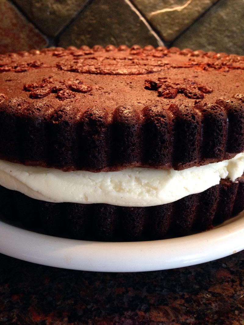 17 Feb - Oreo Cake