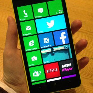 Review: Nokia Lumia 1320