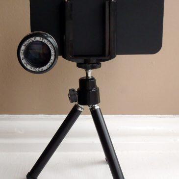 Review: iPhone 5 Telescope Camera Lens