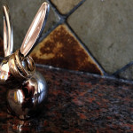 Umbra Zoola Bunny Ring Holder from Find me a Gift