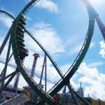 """Fast"" The Hulk, Universal Islands of Adventure Orlando"