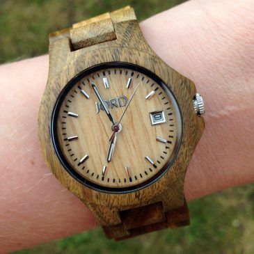 Review: Wooden Watches by JORD – Earth, Soil, Land