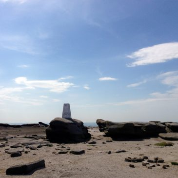 What Makes You Feel Alive? Hiking Kinder Scout