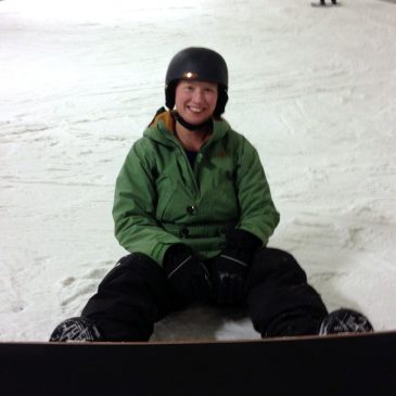 Learning to Snowboard with Snozone