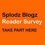 Splodz Blogz Reader Survey