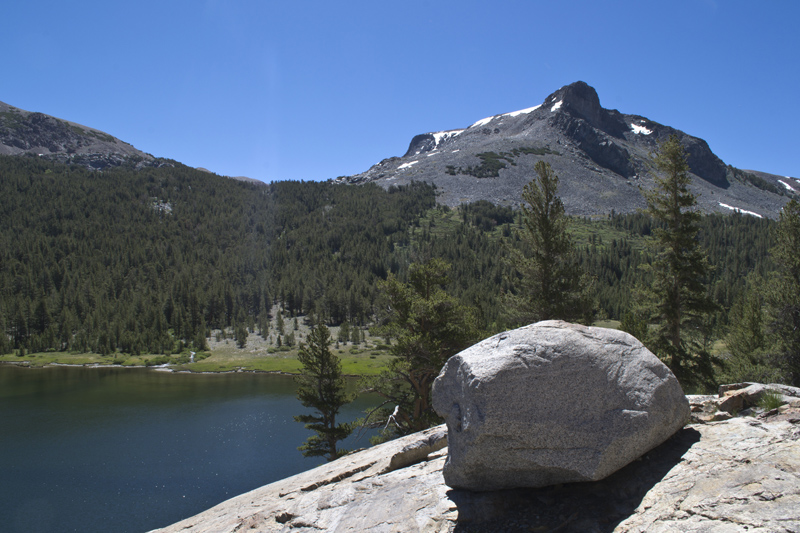 Ellery Lake, Yosemite National Park