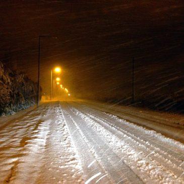 Snow Journey Home