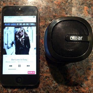 Review: Olixar Babyboom Speaker for your Mobile