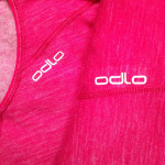 Odlo Revolution Warm Sports Underwear Base Layer Pink
