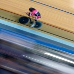 Dame Sara Storey UCI Hour Record Attempt Feb 2015, Getty Images
