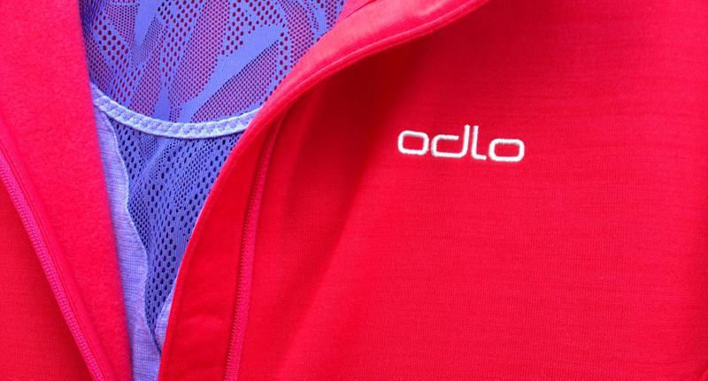 Odlo Hiking Layers - Jacket and Shirt