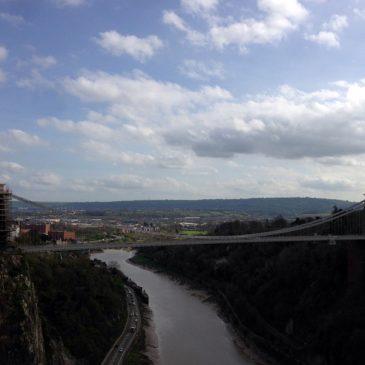 Exploring Bristol – Clifton Suspension Bridge