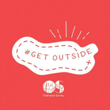 Get Outside with Ordnance Survey