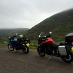 The Bikes in Glenshee, Scotland